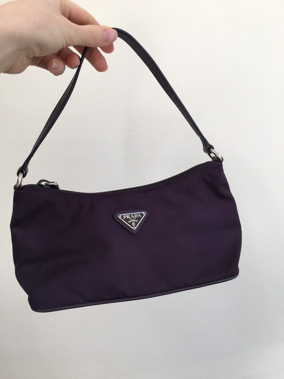 Vintage Prada nylon tessuto bag shoulder bag y2k 2