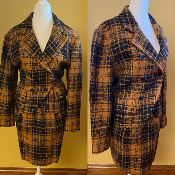 Vintage 80s/90s Christian Dior Boutique blazer and