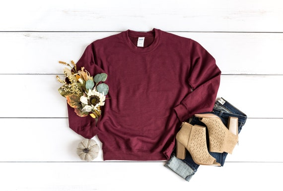 Plain Gildan Sweatshirt, Unisex Fit Sweatshirt, Blank Sweatshirt, Unisex Sweatshirt, Daily Sweatshirt, Plain Sweatshirt, Daily Sweatshirt