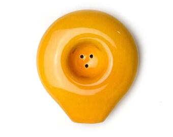 Sunshine Ceramic Circle Smoking Pipe