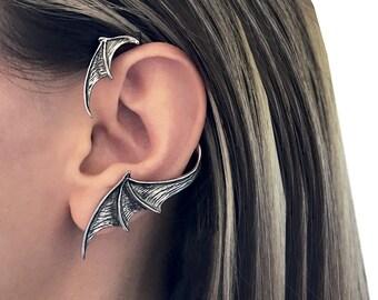 Wing and Arrow Earrings