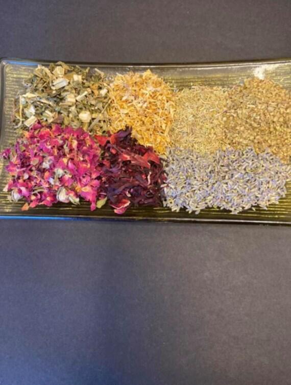 Yoni/Vaginal Steam Herbs (1 oz, 2 steams)