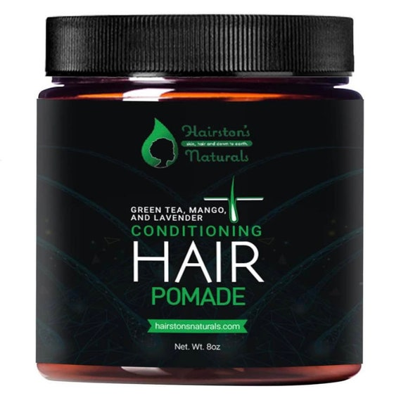 Green tea, Mango, and Lavender Conditioning Hair Pomade