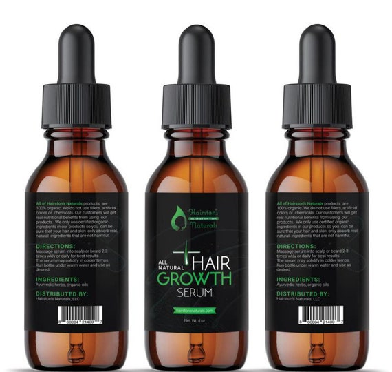 Bulk Hair Growth Serums