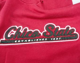 California State University Chico Girls Performance T-Shirt Game Time