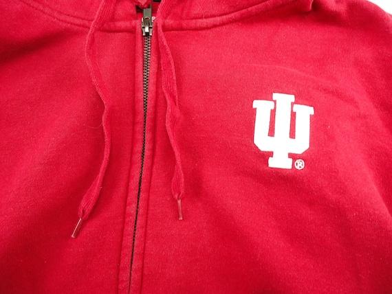 Indiana Hoosiers hoodie  football University VINTA