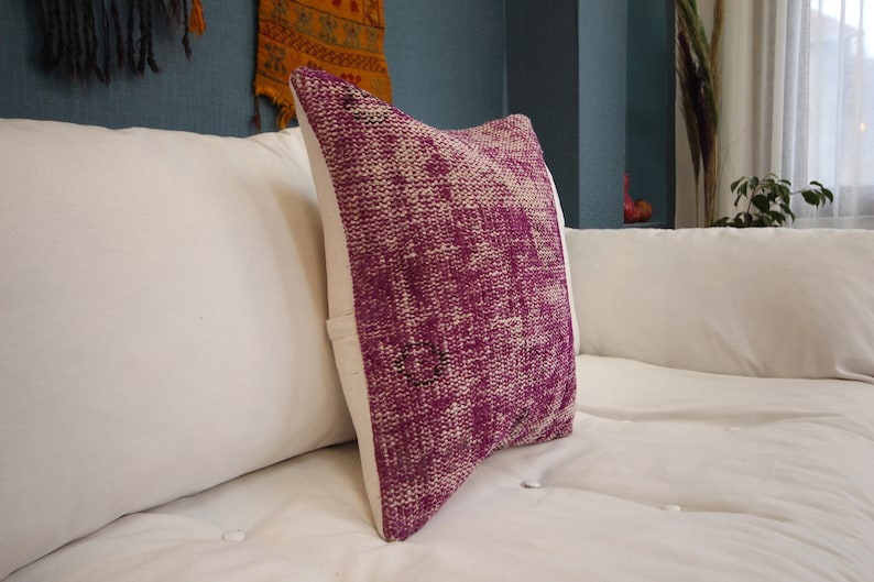 Wine Couch Cushion Boho Throw Pillow Cases Decorative Maroon Rug Pillows 20x20 Pillow Covers Tribal Pillow Sham Cover Plum Pillow Cover
