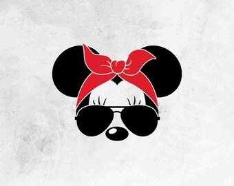 Minnie Mouse Bandana