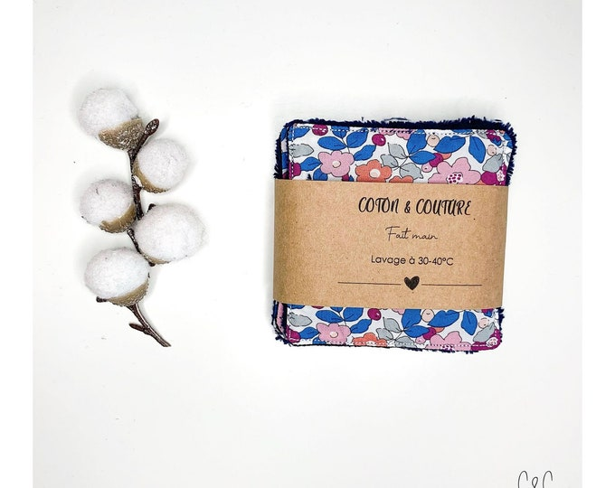 Liberty make-up remover wipes