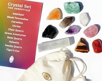 Crystal Set Beginner 10 Starter Stones