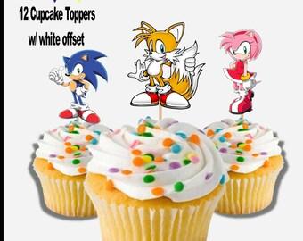 Sonic Cake Pops Etsy