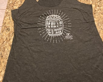 Workout Women/'s Muscle Tanks Graphic Tee Gym Tee Body Type: Works Out But Definitely Says Yes To Jim Beam Workout tank Exercise