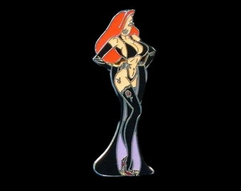 Disney Jessica Rabbit as Harley Quinn LE50 Fantasy Pin