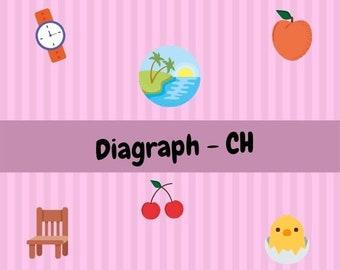 Diagraph -CH