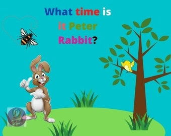 What time is it Peter Rabbit?| Story Time | Story book | Story For Kids | Story For Kids To Read | Short Stories For Kids pdf