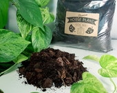 House Plant Compost Mix Peat Free , Sustainable Indoor Plant Soil Mix for Potting Plant Cuttings, Eco Friendly Plant Accesories