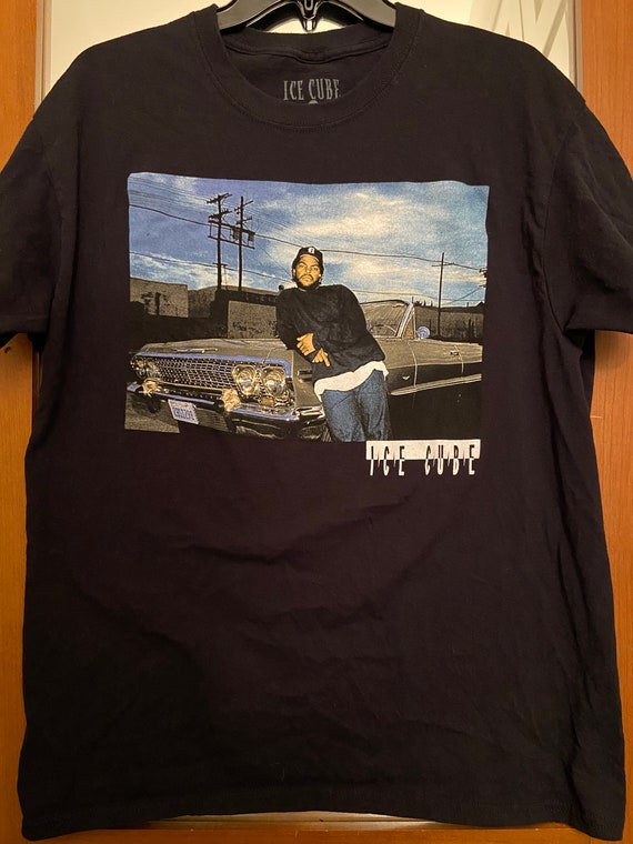 Authentic Collectible Ice Cube T-Shirt