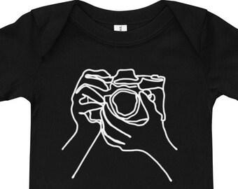 big brother camera onesie
