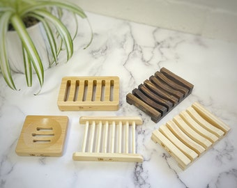 Soap Dishes: Multiple Styles