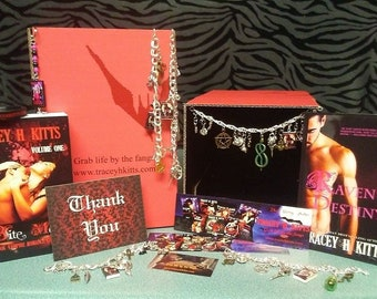 One of a kind, Grab Life By The Fangs Box