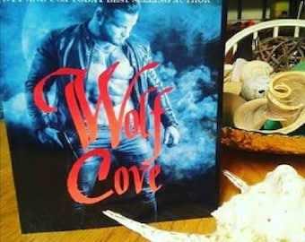 Wolf Cove. autographed (signed) by Tracey H. Kitts