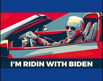 Joe Biden For President Poster 2020 Political Artwork 11x17 Etsy