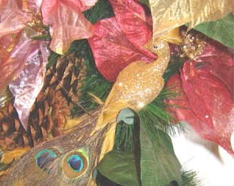 Royal Victorian Christmas Wreath