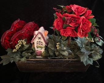 ROYAL VALENTINE'S Romantic Gift Basket