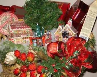 ROYAL CHRISTMAS Winter Wonderland Gourmet Gift basket