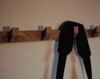 Hirschkopf Form Türhaken Kleiderbügel Kleidung Mantel Hut Tasche Schlüsselhalter