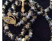 homemade Rosary