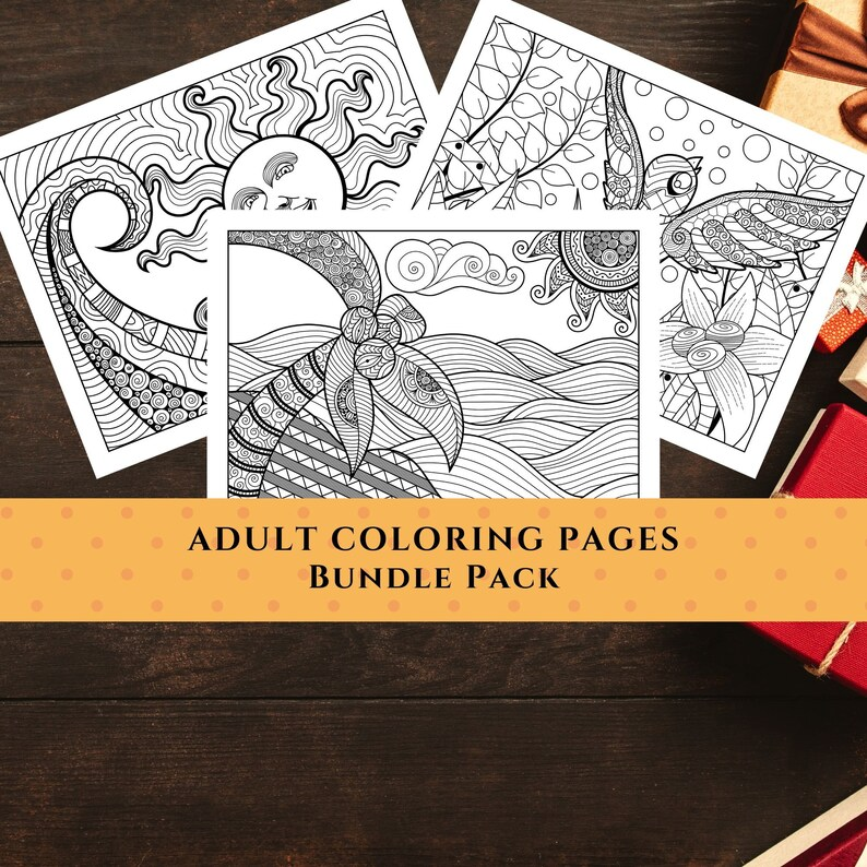 Inspirational Quotes Coloring Pages Beach Scenes 40 Illustrations Floral Adult Coloring Book|Zentangle Coloring Pages Animals