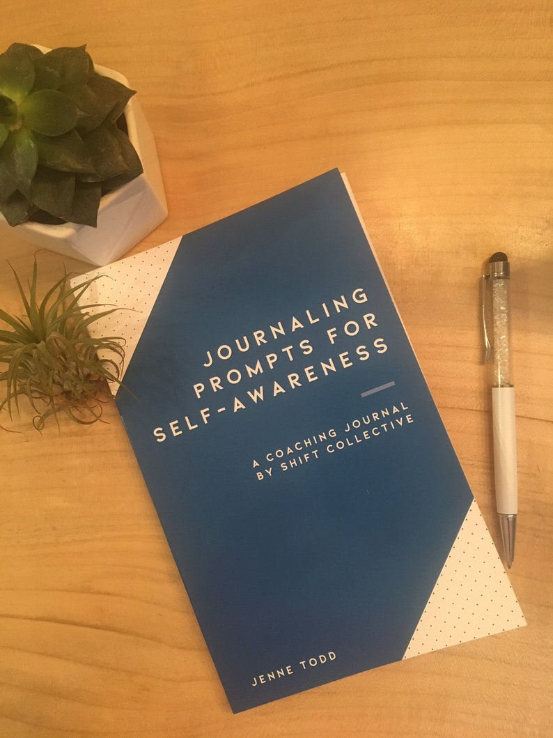 Guided Coaching Journal: Prompts for Self-Awareness image 0
