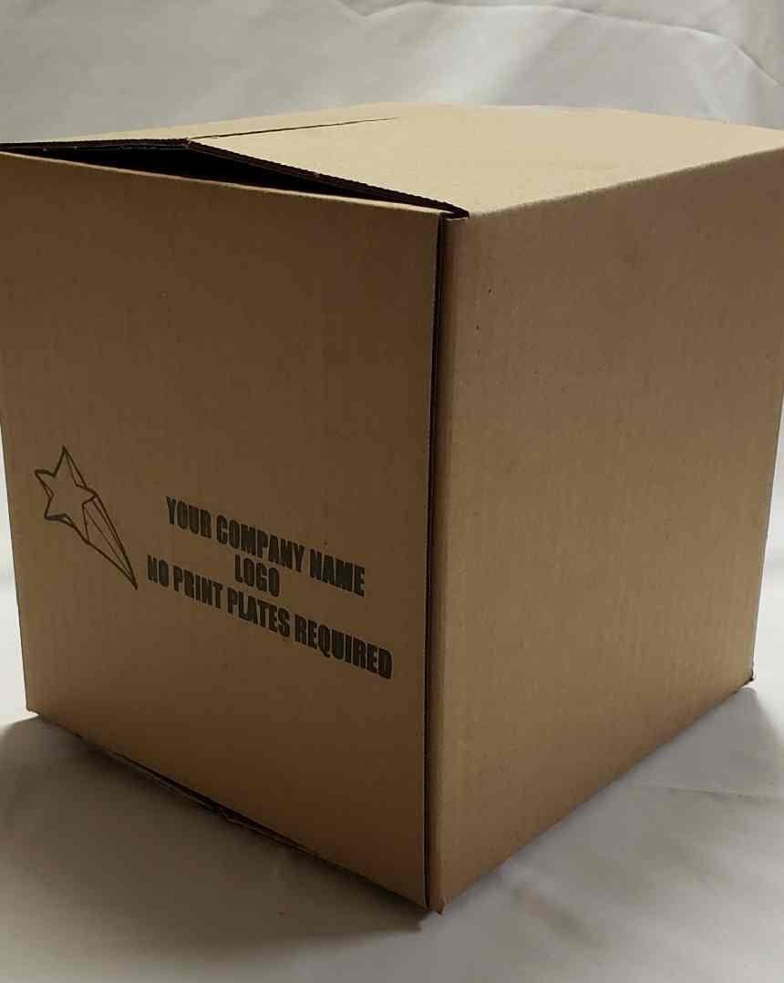 9x6x4 25pcs Cardboard Boxes Packing Mailing Shipping Corrugated Box Cartons