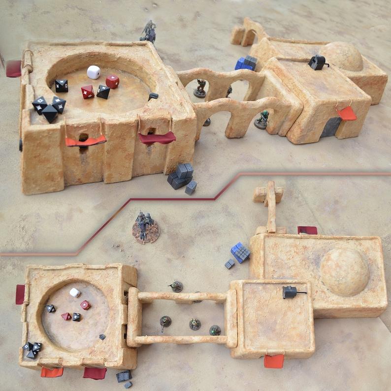 Escenografía de Tatooine Il_794xN.2162018824_s0e4