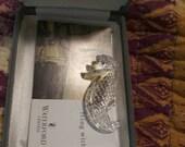 Waterford Crystal Seahorse