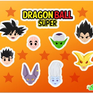 Digimon Emoji Sticker Sheet