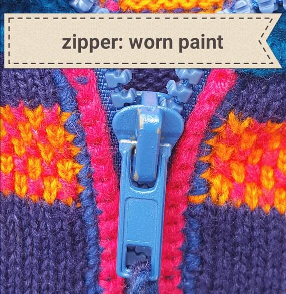 Michael Simon Sweater Womens Large Cardigan Vinta… - image 5
