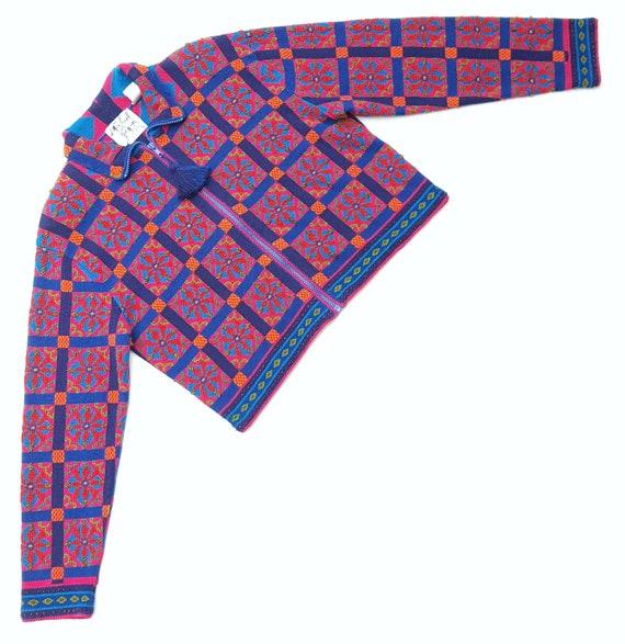 Michael Simon Sweater Womens Large Cardigan Vinta… - image 6