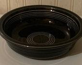 Vintage Fiesta Black 7 Medium Bowl