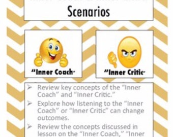 Inner Coach and Inner Critic