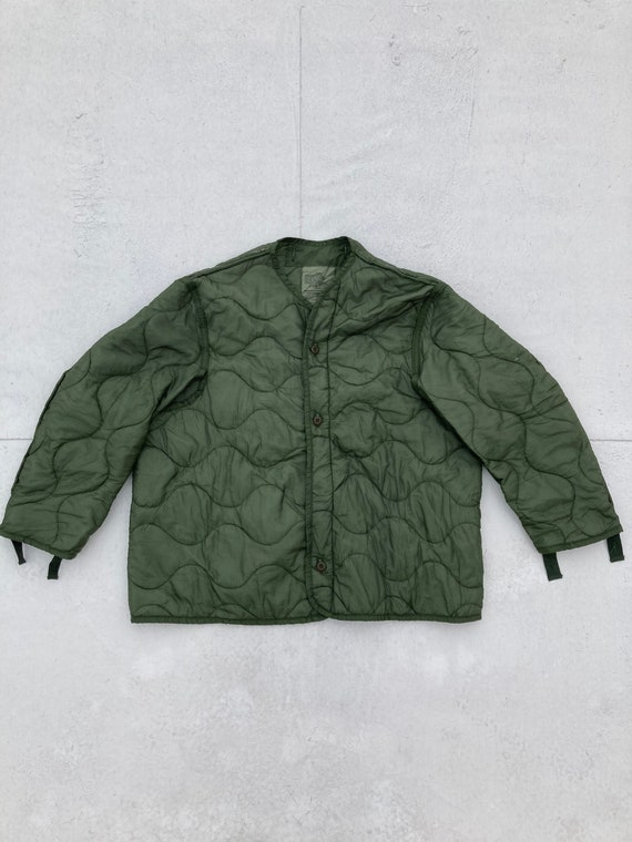 Vintage Field Jacket Lining