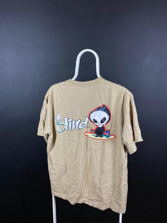 Blind Skateboards Vintage 2000 T-Shirt Size L