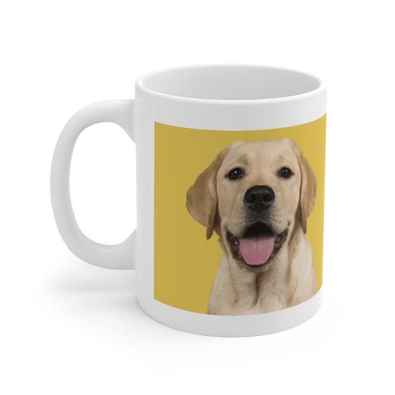 Labrador Retriever  Someone LIKES StayHome mug image 0