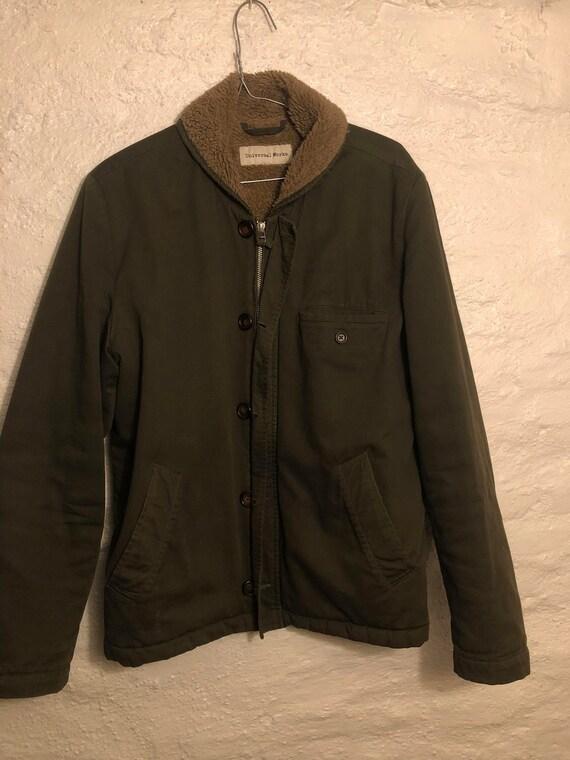 Retro Army Jacket
