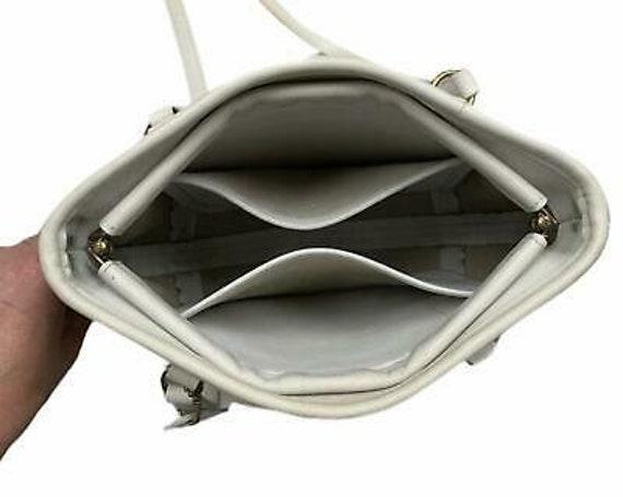 VTG Coach Medium Framed Shoulder Bag Purse 9996 H… - image 6