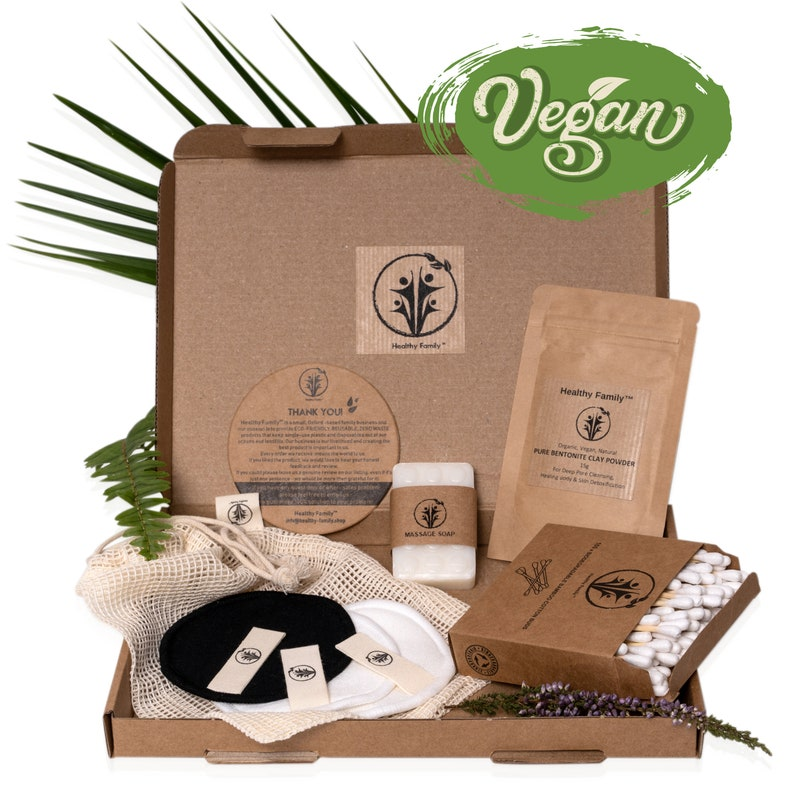 Zero Waste Gift Set. Sustainable Gift Box. Eco Gift Box. image 0