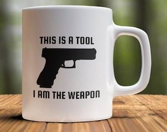 Mug For Gun Lovers Etsy