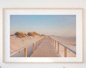 Beach Print, Digital Prints, Art Print, Wall Art, California Style, Wall Print, Digital Download, Coastal Print, Coastal Wall Art, DIY Art