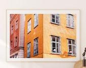 Stockholm Print, City Print, Wall Decor Print, Stockholm Travel Poster, Scandinavia, Digital Artwork, Instant Download Print, Wall art